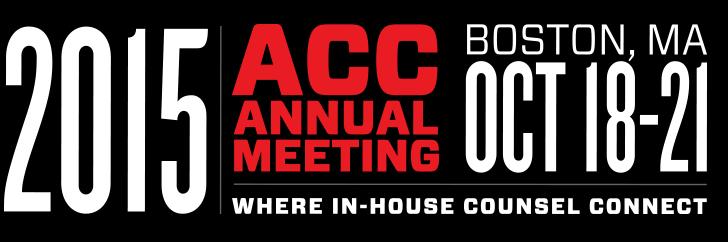 2015 ACC Annual Meeting